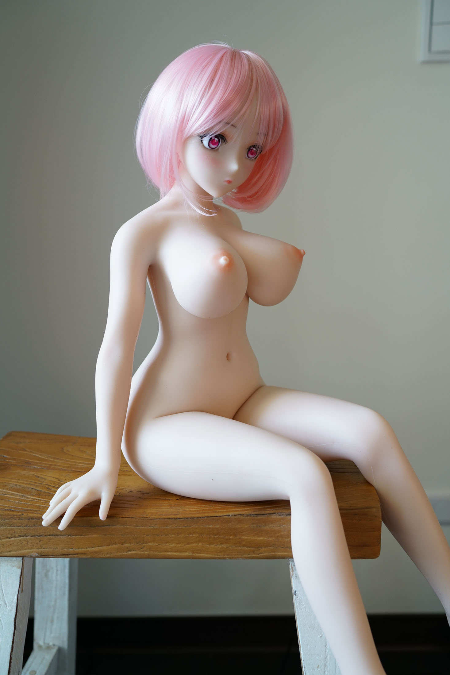 DollHouse168 80cm handy doll anime head