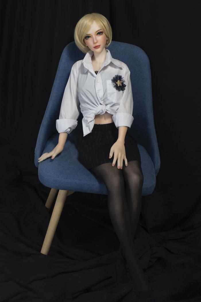 Elsa Babe Silicone 102cm Shizuka