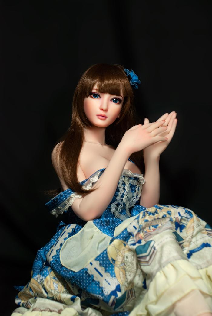 Elsa Babe Silicone 102cm Naoko